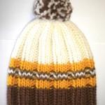 Astuce: Le bonnet à pompon amovible