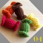 Tuto: La dinette en crochet #04 Les Bonbons