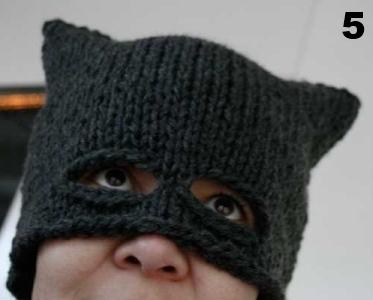 tricoter un bonnet original