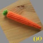 Tuto: La dinette en crochet #09 La carotte