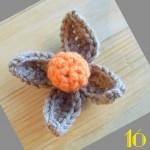 Tuto: La dinette en crochet #16 Le physalis (la cerise de terre)