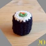 Tuto: La dinette en crochet #20 Les sushis