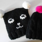 Black Baby Bonnets