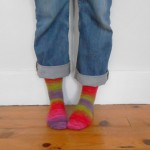 Les chaussettes d'Eva