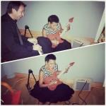 China Moses & Raphaël Lemonnier – Crazy Blues – Samedi 8 Mars 2014