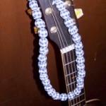 Tuto: un collier en tissus