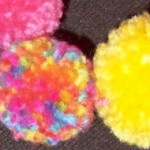 Tuto: pompons en laine