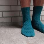 Les chaussettes, un grand classique des cadeaux tricotés